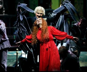 歌劇導演的愛恨情仇