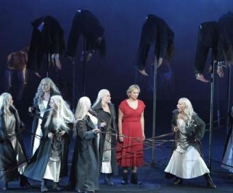 慕尼黑歌劇節《女武神》