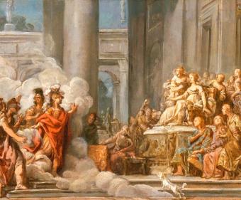 古代地中海的戰爭與愛情(一)