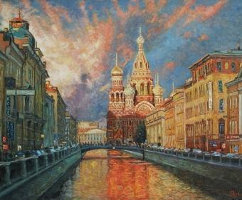 馬勒與聖彼得堡